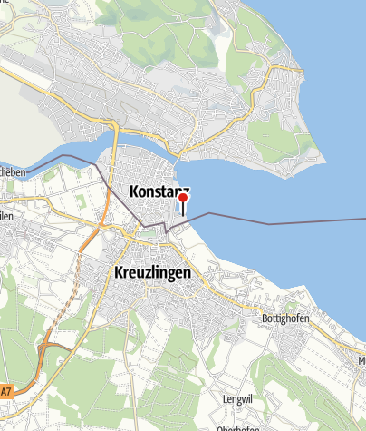 Karte / Sealife Konstanz