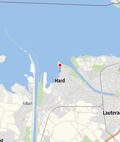 Karte / Dampfschiff Hohentwiel