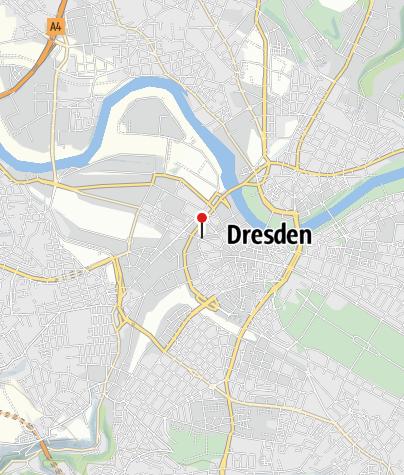 Karte / Hochschule für Musik Carl Maria von Weber Dresden