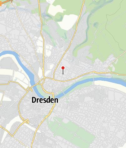 Karte / Äußere Neustadt