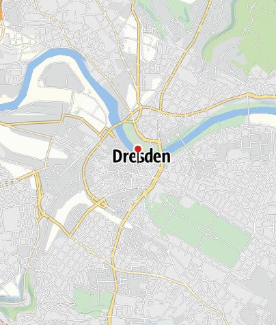 Karte / Fürstenzug Dresden