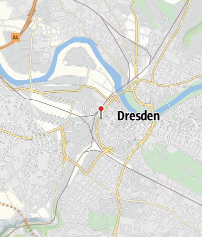 Karte / Kraftwerk Mitte Dresden