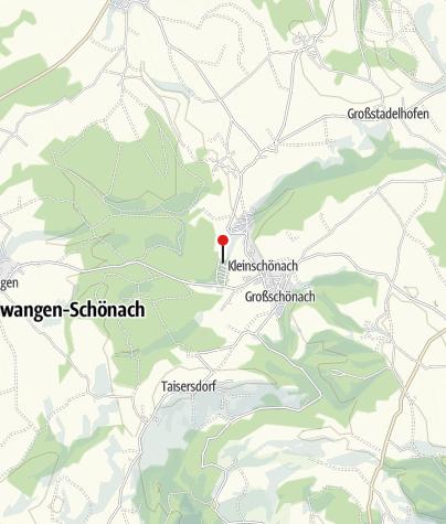 Karte / Ferienappartement Schwahn
