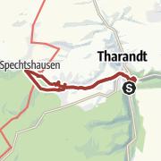 Map / 11. Route: Wandern mit der Zeit