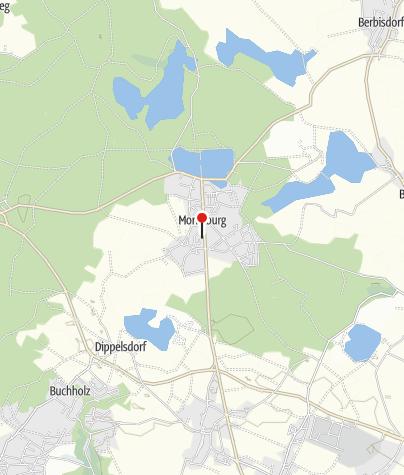 Karte / Kirche Moritzburg