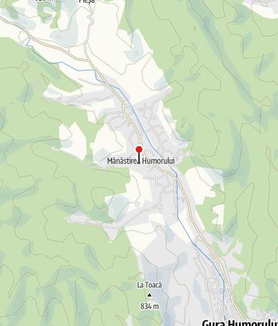 Map / Humor Monastery