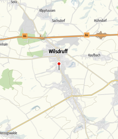 Karte / Schmalspurbahnmuseum Wilsdruff