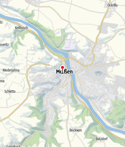 Karte / Rathaus Meißen