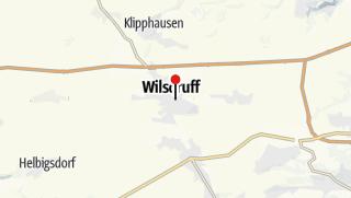 Karte / Lunapark/ Ratsmühle Wilsdruff