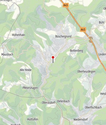 Map / Südwestfälische Freilichtbühne Freudenberg