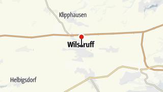 Karte / Schloss und Schlosspark Wilsdruff