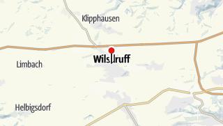 Karte / Kirchplatz Wilsdruff