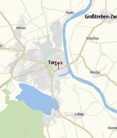 Karte / Soziokulturelles Zentrum Kulturbastion