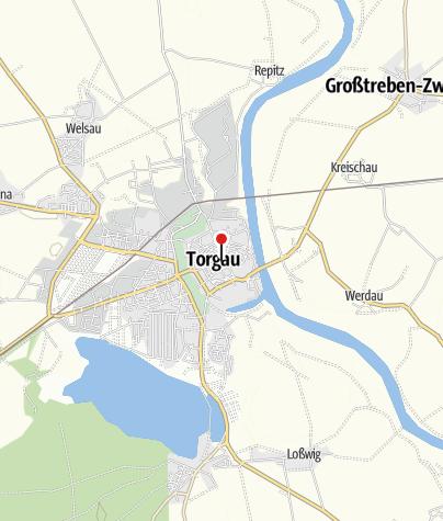 Karte / Bürgermeister-Ringenhain-Haus Torgau