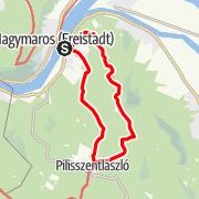 Map / Vadászok nyomában a Visegrádi-hegység tilalmas ösvényein