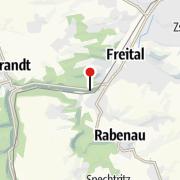 Map / Backofenfelsen