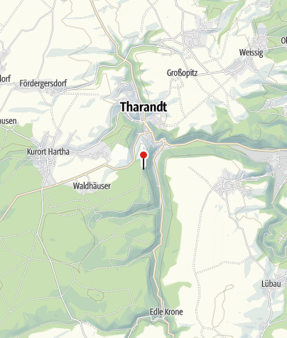 Karte / Judeichs Grab