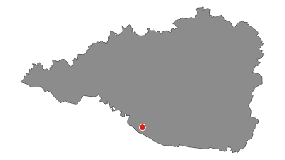 Map / Malovaný sklep v Šatově