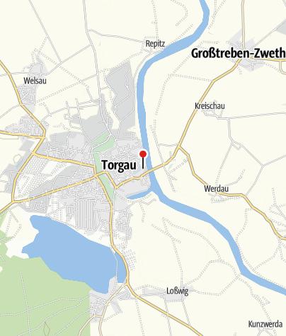 Karte / Hausmannsturm
