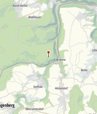 Karte / Schutzhütte Pferdestall