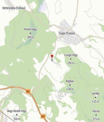 Karte / Tarjáni Ifjúsági Nemzetiségi Tábor