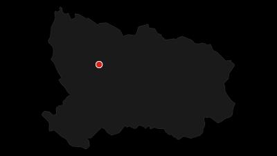 Map / BMW IBSF Bob- und Skeleton Weltmeisterschaften 2021 Altenberg