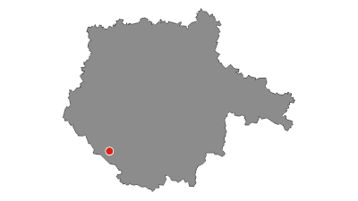 Map / From Stožec through the Bohemian Forest border area
