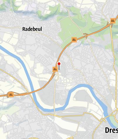 Karte / Ladestation Elbepark