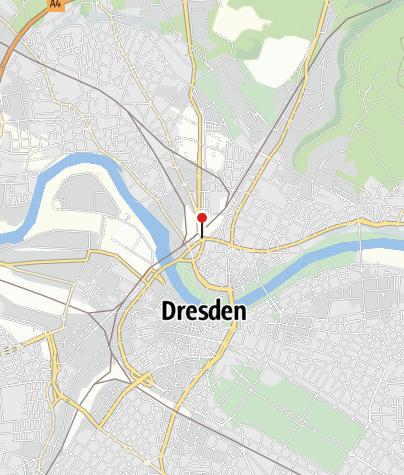 Map / Ladestation Antonstraße 24