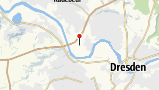 Karte / Ladestation Würth Niederlassung Dresden