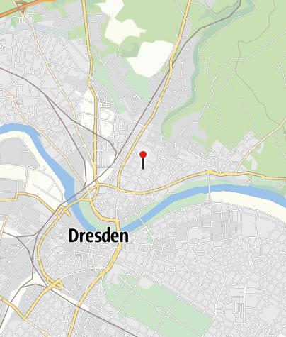 Karte / Ladestation Görlitzer Straße / teilAuto