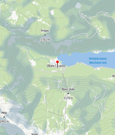 Map / Zlatorogova pravljična pot