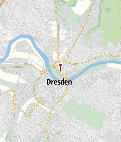Karte / Ladestation Heinrichstraße