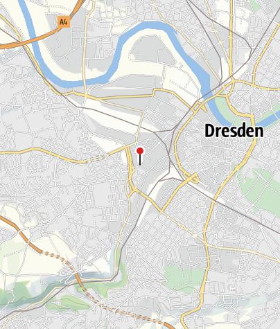 Map / Ladestation Kraftwerk Dresden