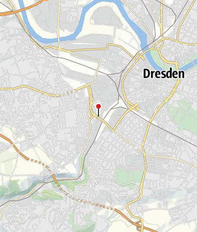 Karte / Ladestation Fabrikstraße