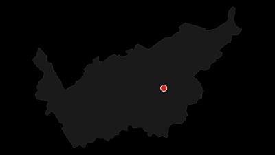 Karte / Grächen Family Bike