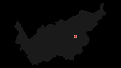 Karte / Gspon Enduro
