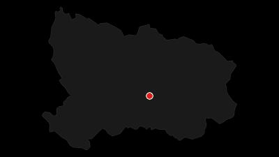 Karte / Herzlweg - Rundgang um Geising