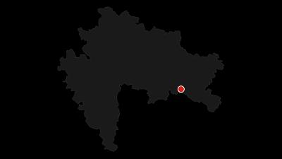 Map / Graselovy stezky Slavonice