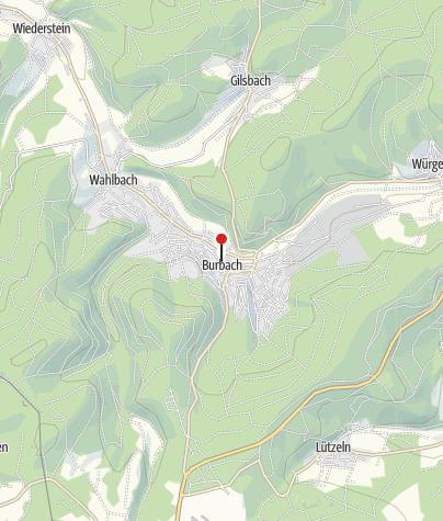 """Map / ZukunftsWERTE Orte - """"Unsere Kirche bleibt im Dorf"""""""