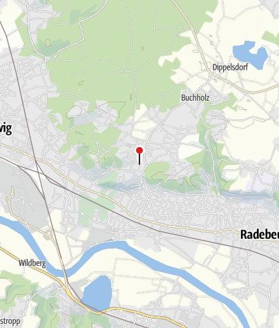 Karte / Ferienhaus Nitzsche