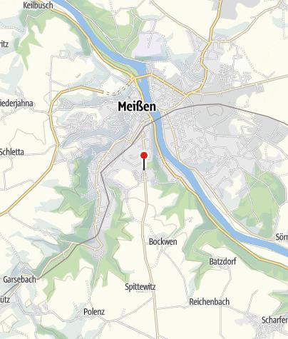 Karte / Hotel Siebeneichen