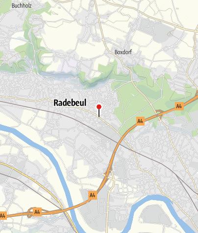 """Karte / Gasthaus & Pension """"Zu den Linden"""""""