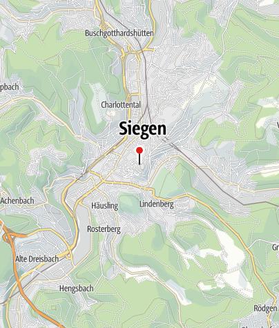 Map / Folterkeller, Waffenlager und Hospital – Siegens altes Zeughaus
