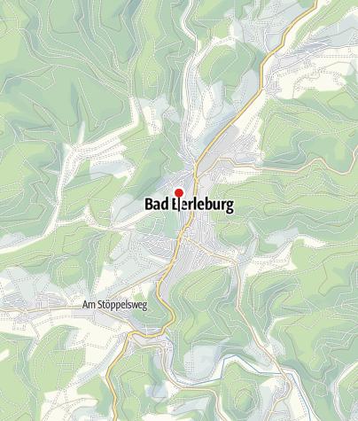Map / Wandertaxi zum WaldSkulpturenWeg