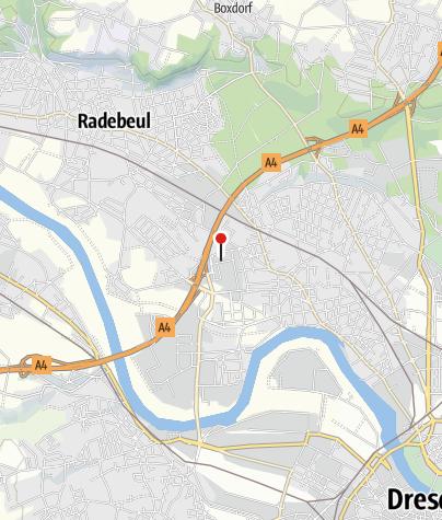 Karte / Ladestation IKEA Dresden
