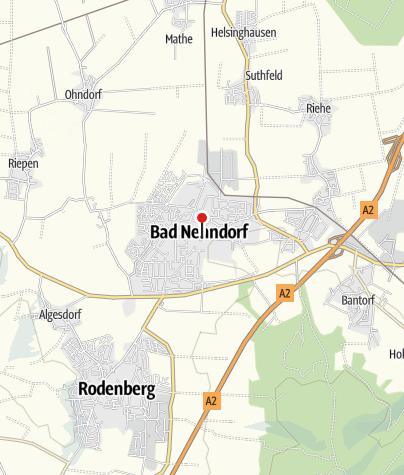Karte / Bad Nenndorf
