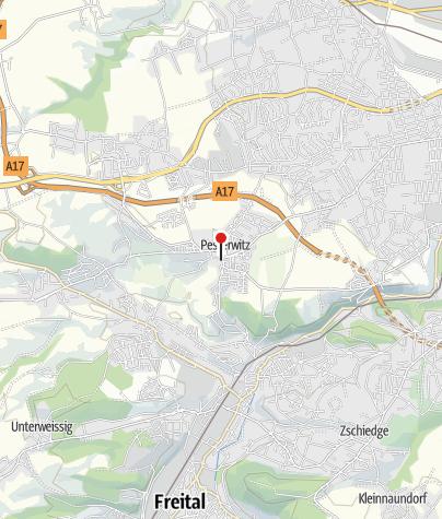 Karte / Gasthof Pesterwitz
