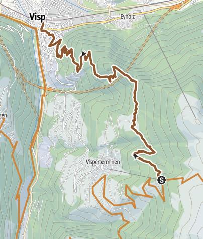 Karte / Giw Enduro