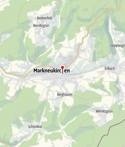 Map / Harmonie Lichtspiele Kino Markneukirchen